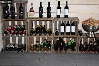 cajas de madera para botellas de vino
